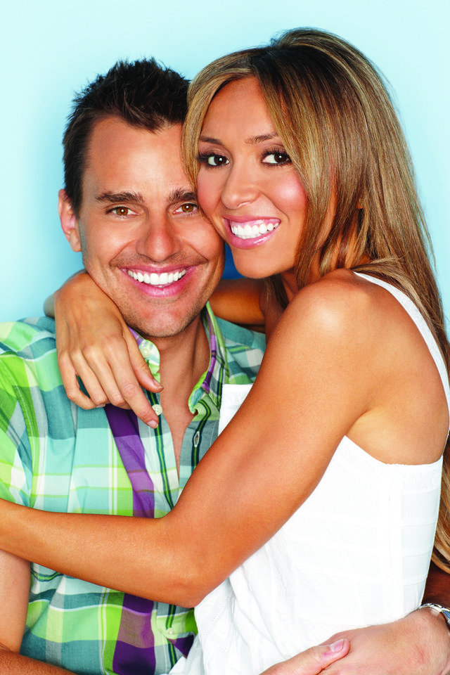Giuliana and Bill Rancic. Photo provided. <strong></strong>
