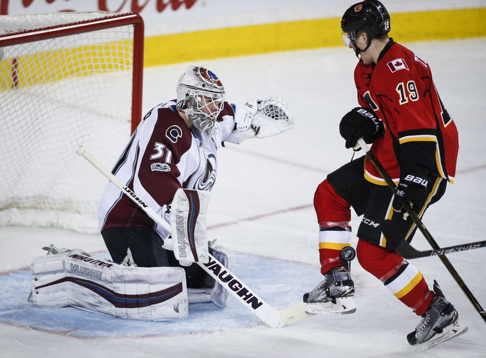 Backlund scores for 5th straight game, Flames beat Avalanche - Article Photos