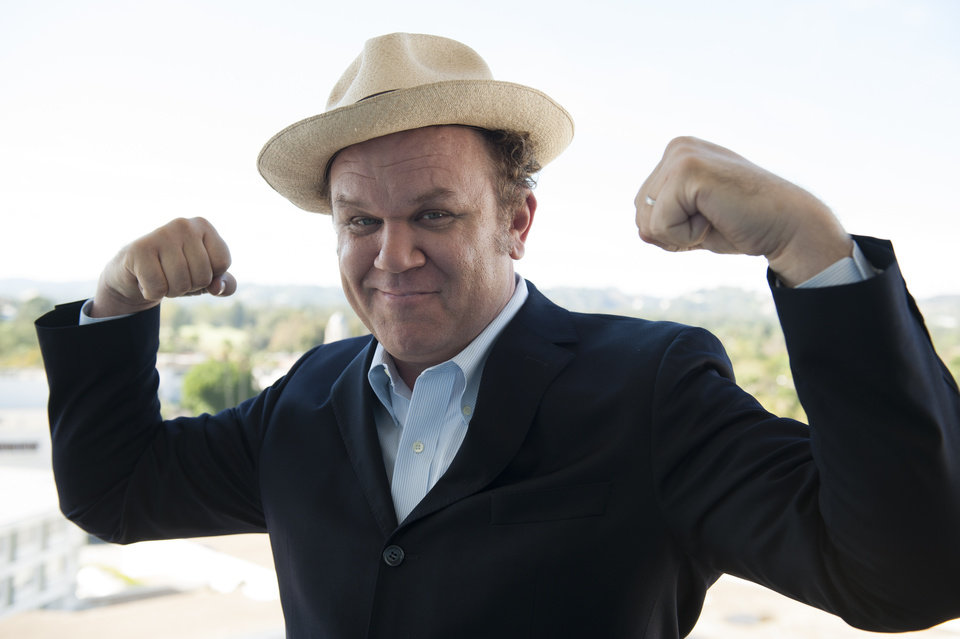 FILE - In this Monday, Oct. 15, 2012 file photo, John C. Reilly, a cast member in