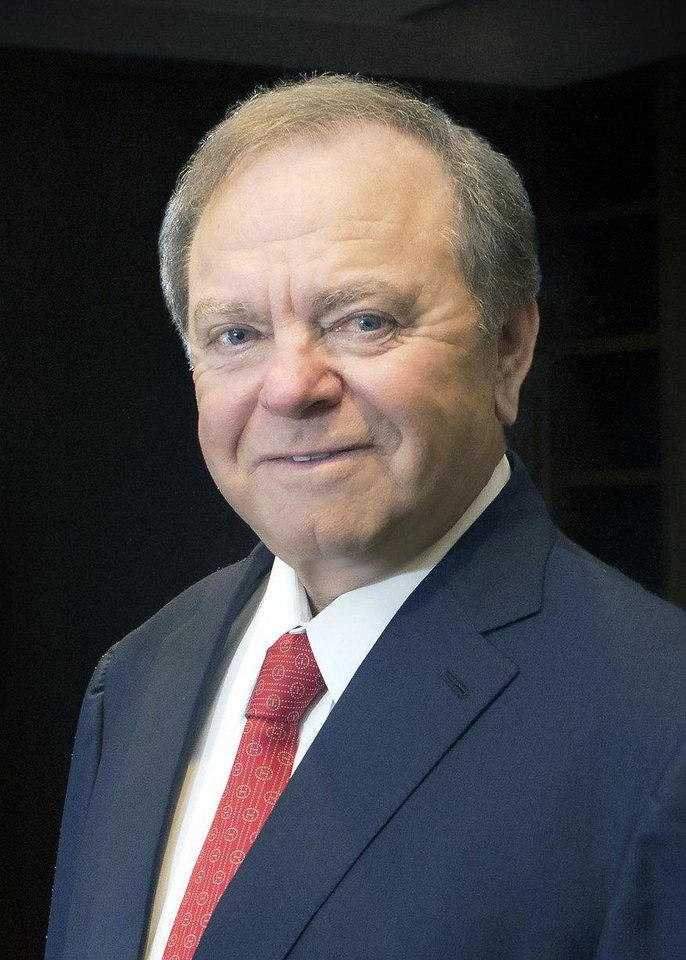 Photo - Harold Hamm. Photo provided.