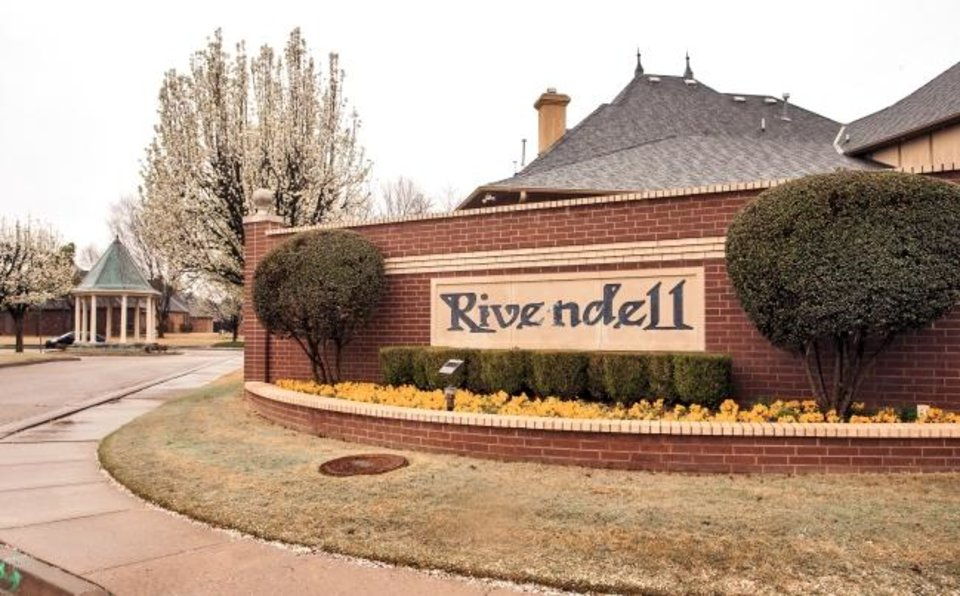 Photo -  The Rivendell addition is near SW 129 and May Avenue  in Oklahoma City. [Chris Landsberger/The Oklahoman Archives]