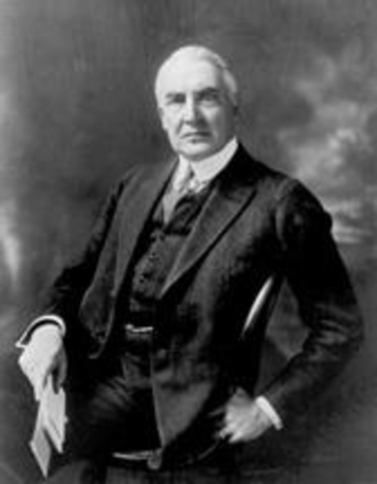 Photo - Warren G. Harding