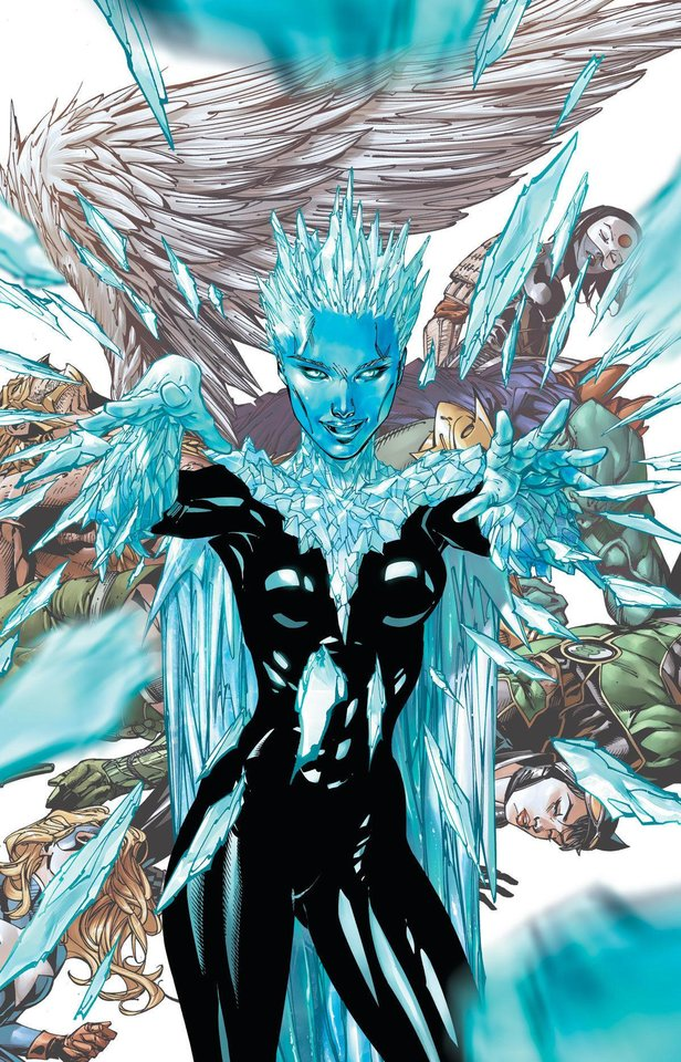 "Art from ""Justice League of America 7.2: Killer Frost."" DC Comics. <strong></strong>"