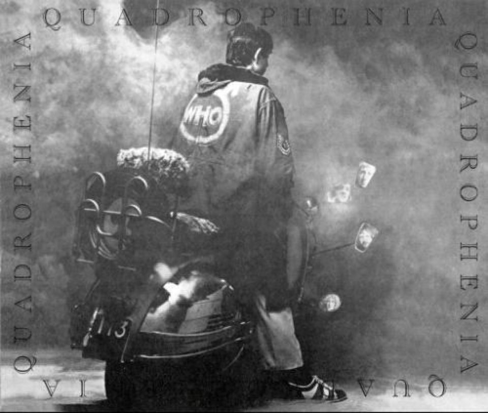 "The Who�s 1973 album ""Quadrophenia."""