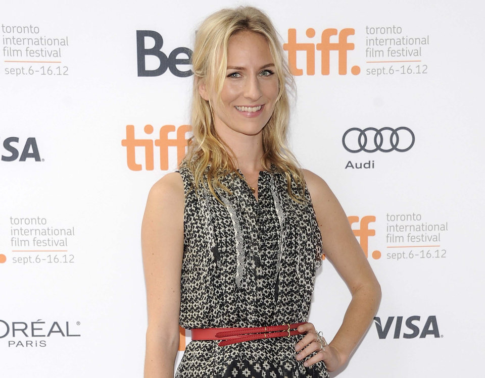 Photo - FILE - This Sept. 7, 2012 file photo shows actress Mickey Sumner at the