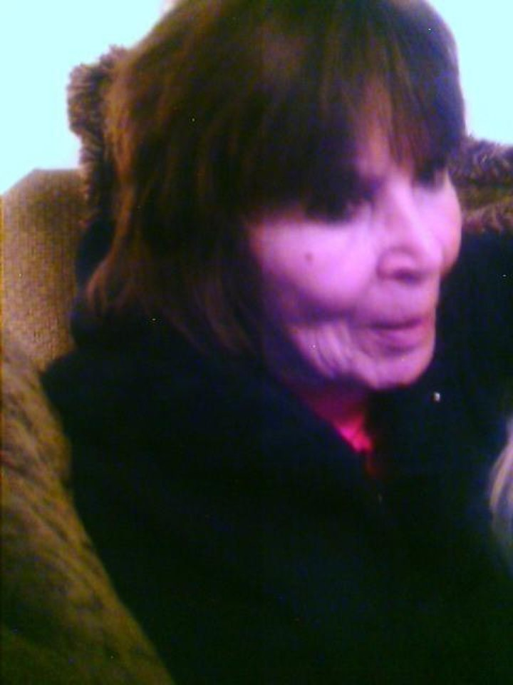 My mother Pat in MIDWEST CITY>> Isn't she pretty she is almost 67...<br/><b>Community Photo By:</b> Tama<br/><b>Submitted By:</b> Tama, Midwest