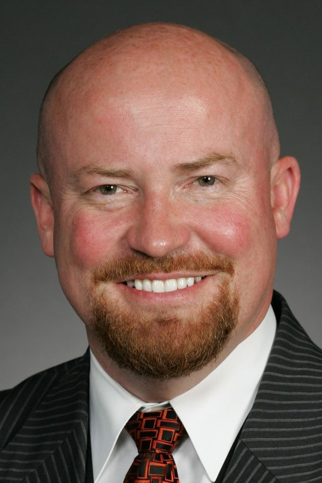 Rep. Joe Dorman, D-Rush Springs