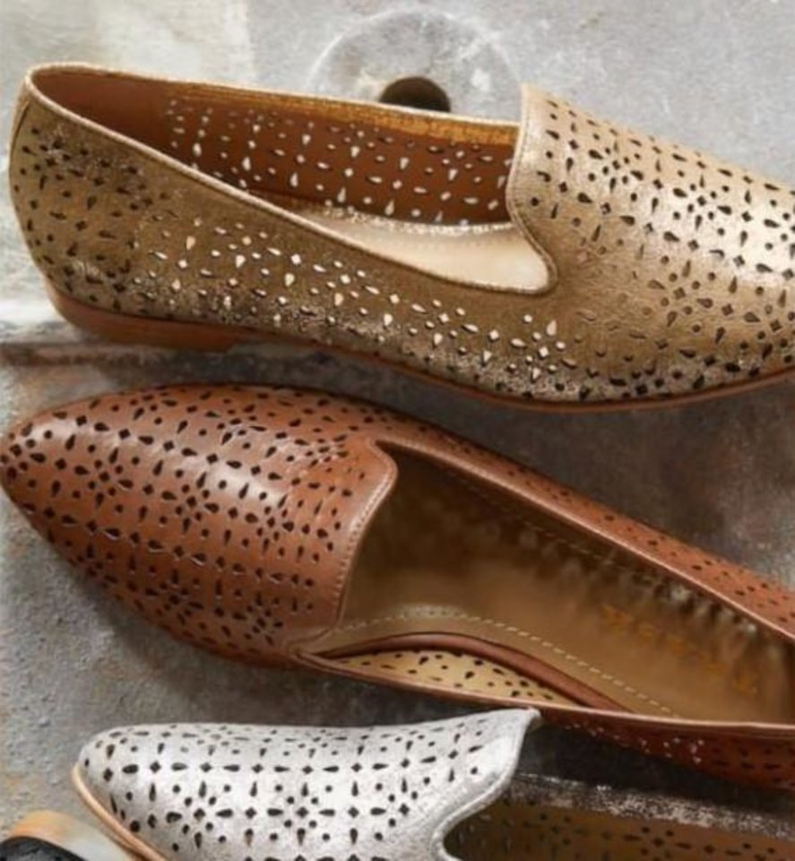 Photo - Trask shoe trunk show through Saturday at Balliets.