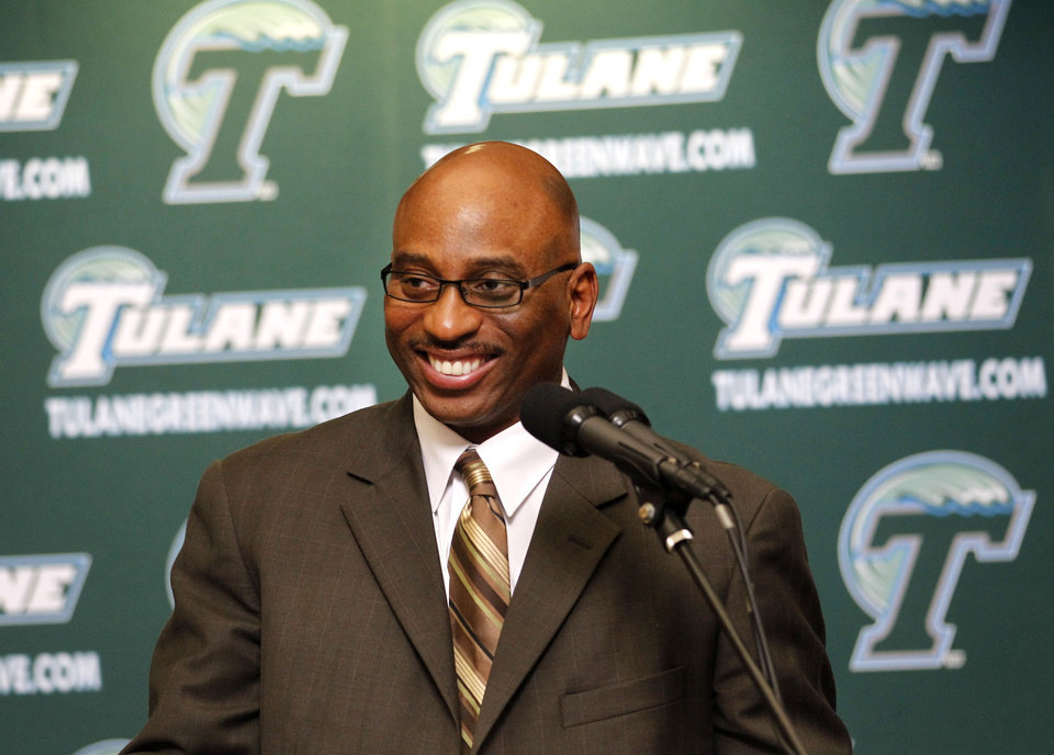 9. CURTIS JOHNSON, TULANE Curtis Johnson replaces Bob Toledo. Difficult, difficult job at Tulane, which frankly will have to decide at some point whether football is worth keeping. But Johnson appears to be a perfect fit. Born and bred in New Orleans, had enough NOLA swag to recruit Marshall Faulk out of New Orleans for San Diego State, then six seasons as a New Orleans Saints assistant.