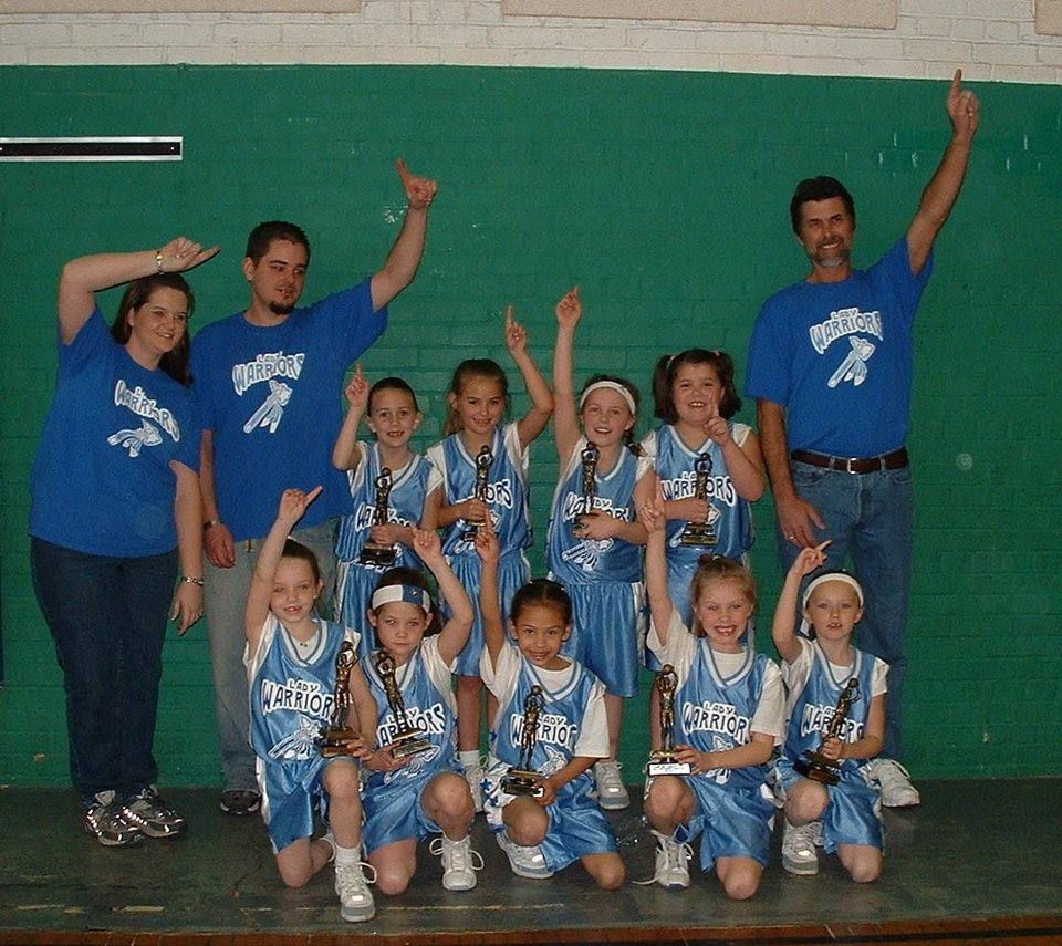Lady Warriors #1.  Good Job Ladies!<br/><b>Community Photo By:</b> Les<br/><b>Submitted By:</b> Laurie, Newalla