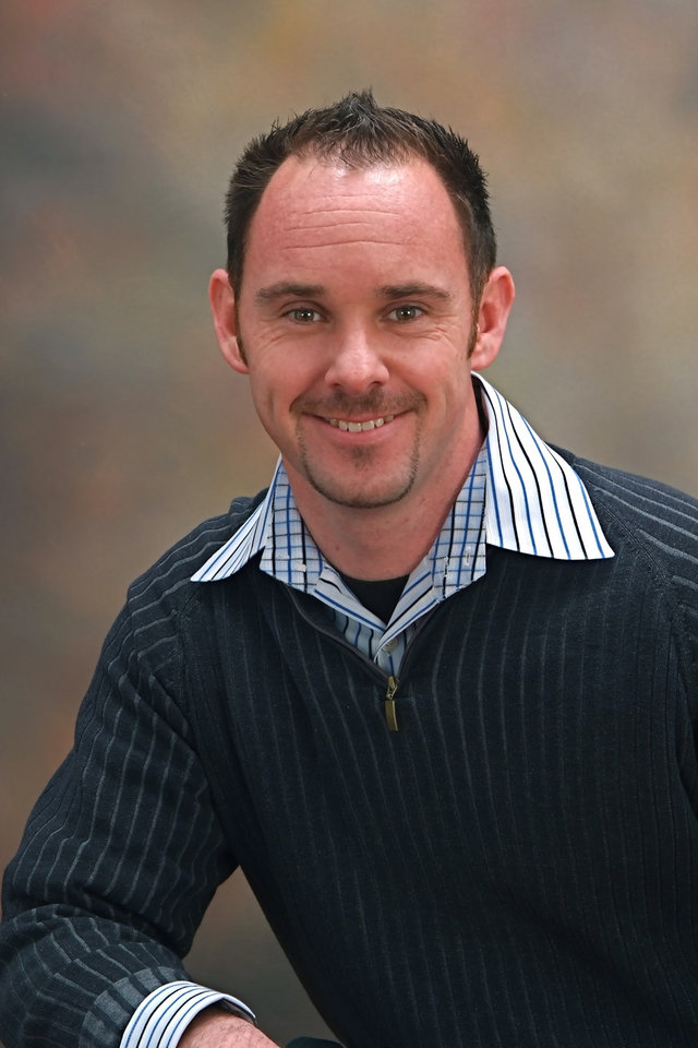 Photo - Jeff Click, owner of Jeff Click Homes, Oklahoma City, and 2008 first vice president of the Central Oklahoma Home Builders Association