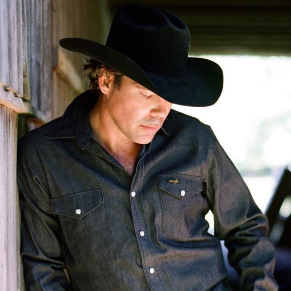Photo - Clay Walker. Photo provided.