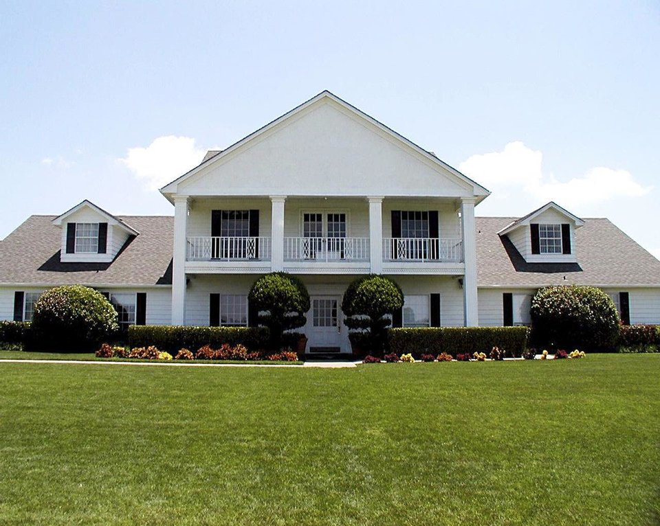 Photo - Southfork Ranch in Parker, Texas, just outside Plano, draws tourists from around the world. Photo provided