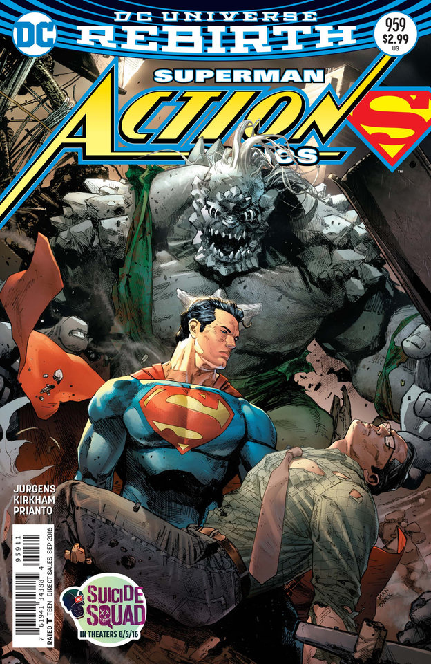 Photo - Action Comics #959. [DC Comics]