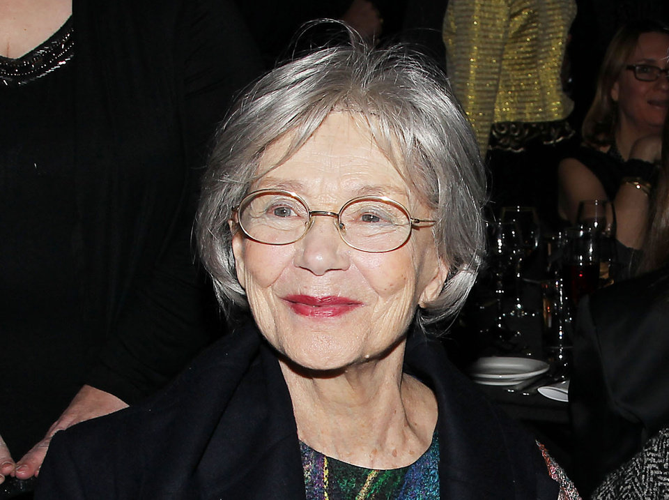 Photo - FILE - This Jan. 7, 2013 file photo released by Starpix shows French actress Emmanuelle Riva from