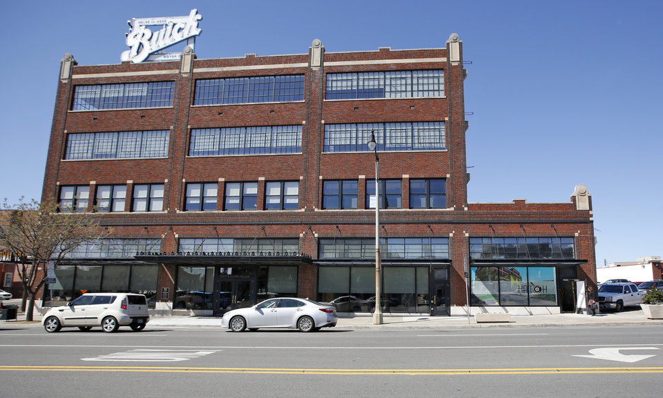 Pair Hatch A Plan For Diner In Oklahoma City S Automobile