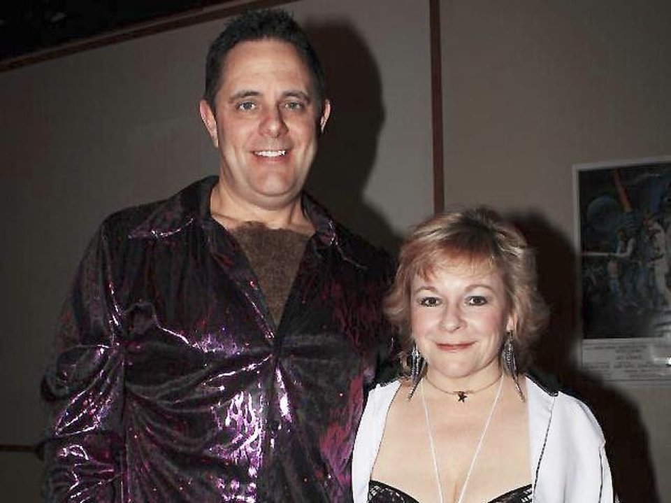 Keith and Donna Allen. PHOTO PROVIDED