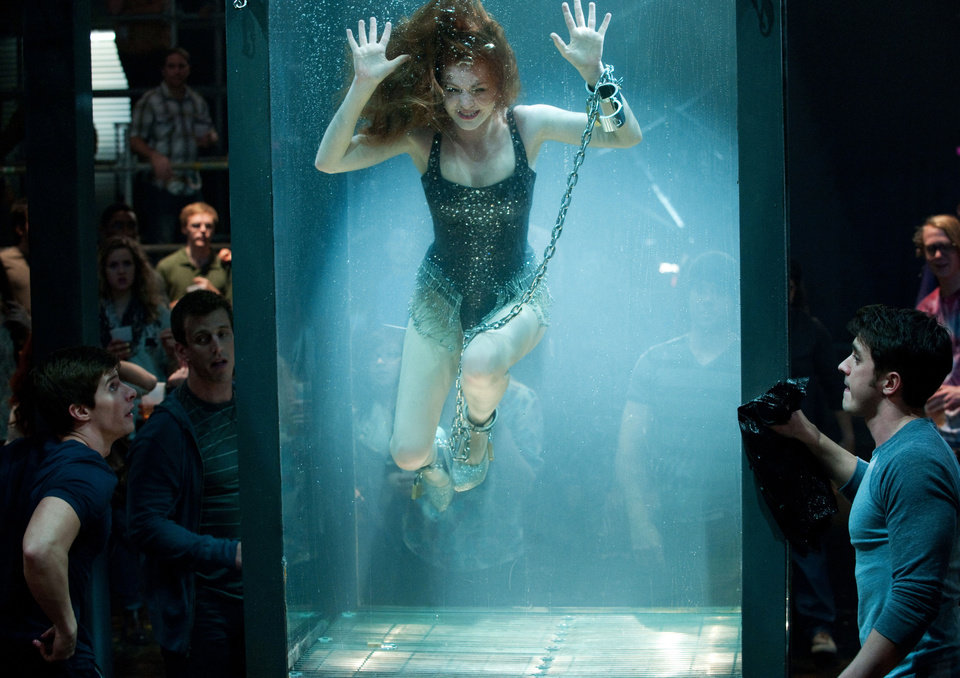 Photo - This undated publicity photo released by Summit Entertainment, LLC shows Isla Fisher, in a scene from the film,