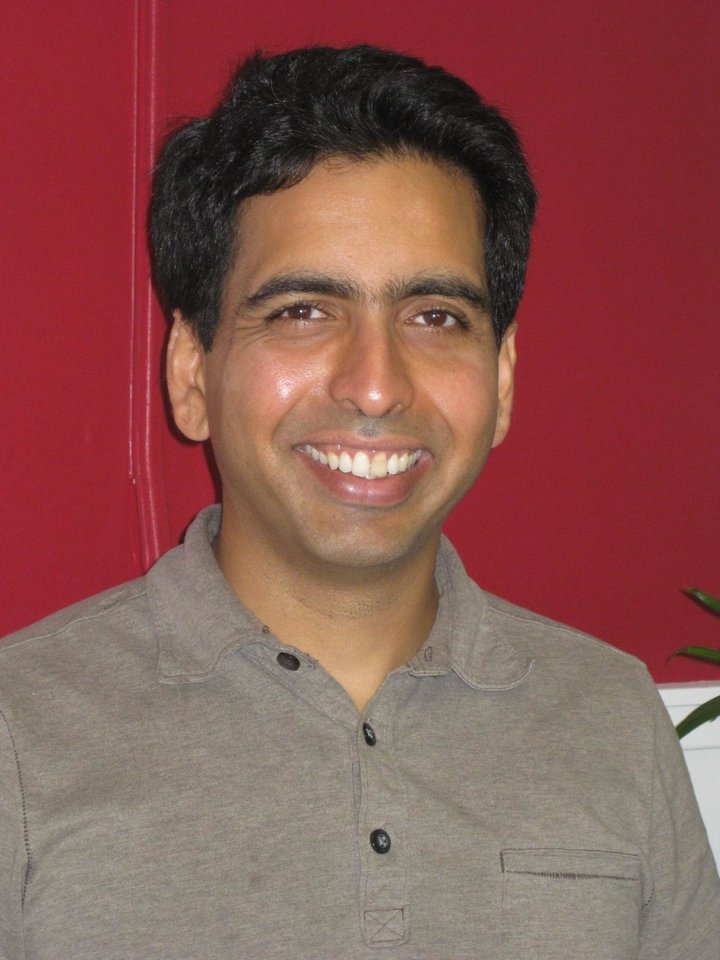 Salman Khan, founder and executive director of Khan Academy. PHOTO PROVIDED.