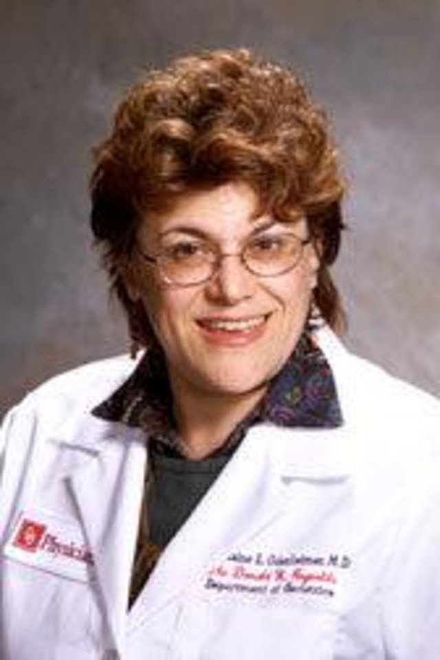 Dr. Germaine Odenheimer <strong> - Provided</strong>