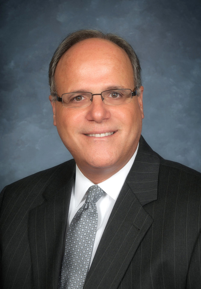 Joe Siano, superintendent of Norman Public Schools. PHOTO PROVIDED BY NORMAN PUBLIC SCHOOLS