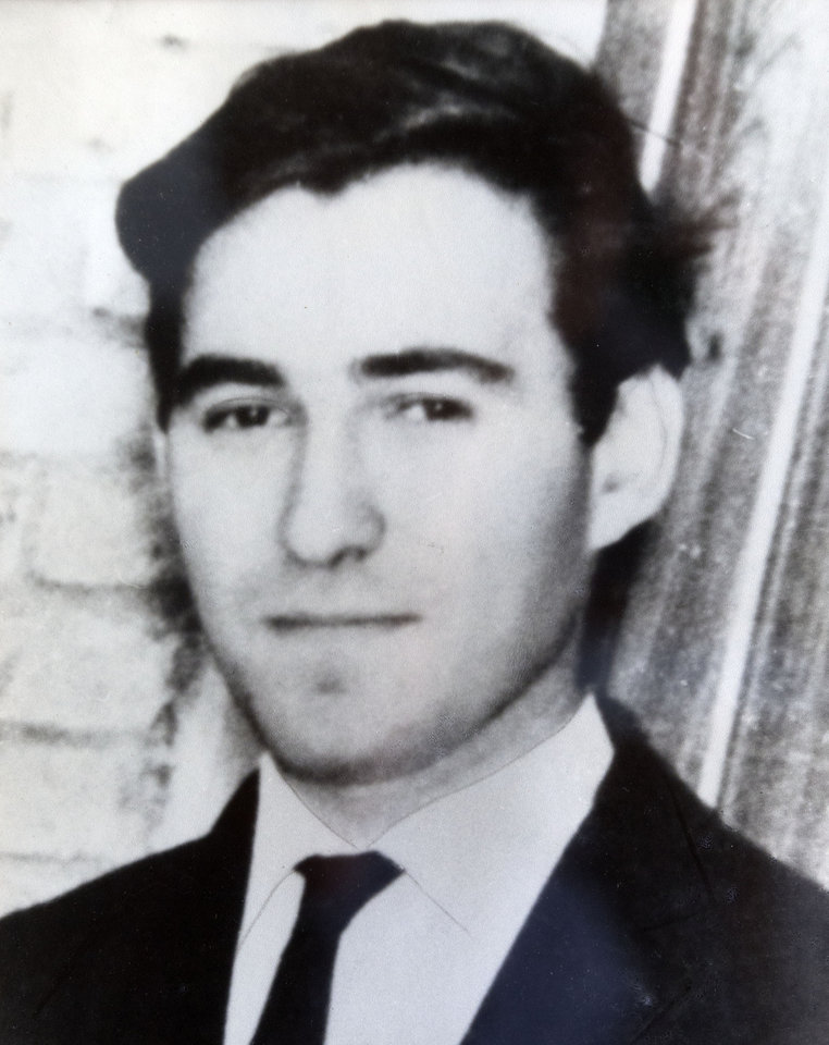 Photo - This undated photo released by the San Patricio church, shows Salvador Barbeito in Buenos Aires, Argentina. In what became known as the San Patricio Massacre, gunmen believed to be from a military unit stormed into the church after midnight on July 4, 1976, and shot to death Barbeito, three priests and another seminarian - the bloodiest single act of violence against the Roman Catholic Church during Argentina's brutal dictatorship. Now Catholic officials in Argentina are working to have them declared saints. And the man who promoted their cause as archbishop has become Pope Francis. (AP Photo/San Patricio Church)