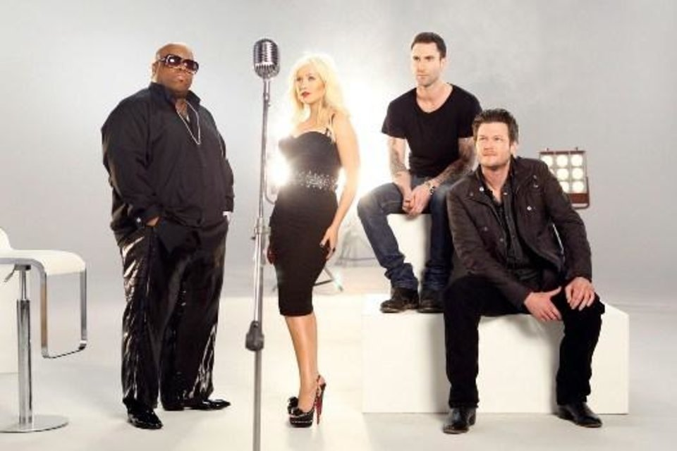 "Photo -  ""The Voice"" was named outstanding reality competition at Sunday's Primetime Emmy Awards."