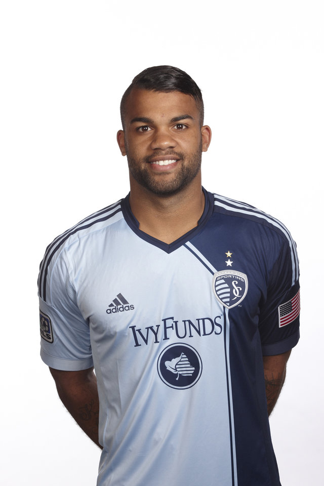 Photo - Kevin Ellis, Oklahoma City Energy FC. PHOTO BY STEVEN CHRISTY, FOR OKLAHOMA CITY ENERGY FC
