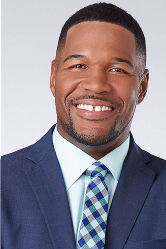Photo - Jeans are the latest addition to Michael Strahan's men's wear line at J.C. Penney.