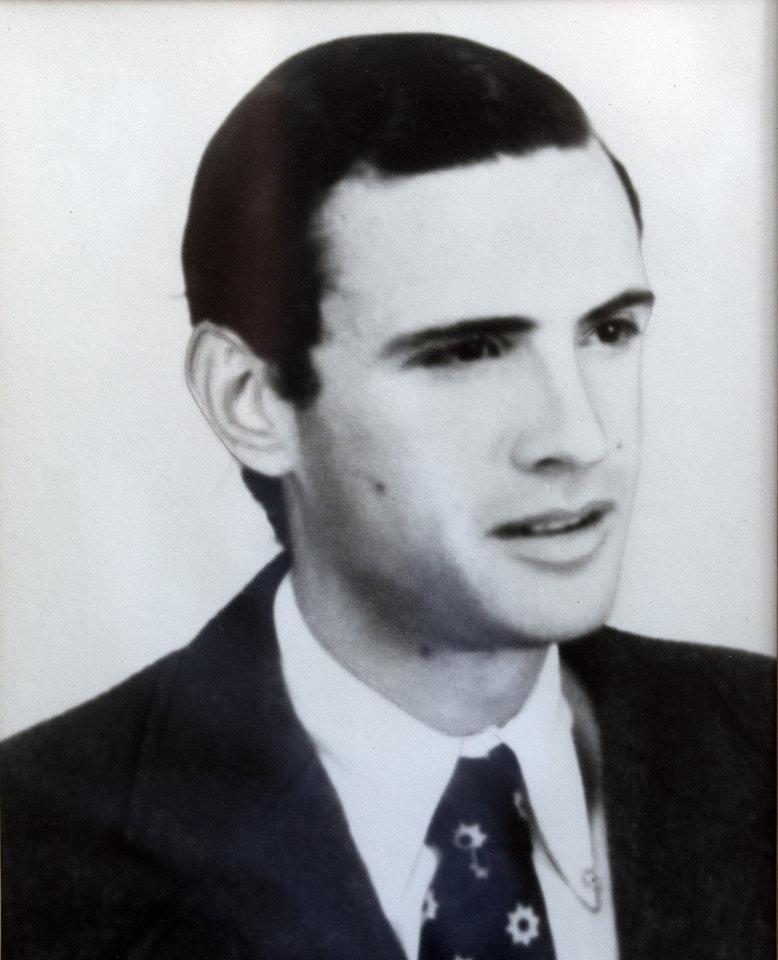 Photo - This undated photo released by the San Patricio church, shows Emilio Barletti in Buenos Aires, Argentina. In what became known as the San Patricio Massacre, gunmen believed to be from a military unit stormed into the church after midnight on July 4, 1976, and shot to death Barletti, three priests and another seminarian - the bloodiest single act of violence against the Roman Catholic Church during Argentina's brutal dictatorship. Now Catholic officials in Argentina are working to have them declared saints. And the man who promoted their cause as archbishop has become Pope Francis. (AP Photo/San Patricio Church)