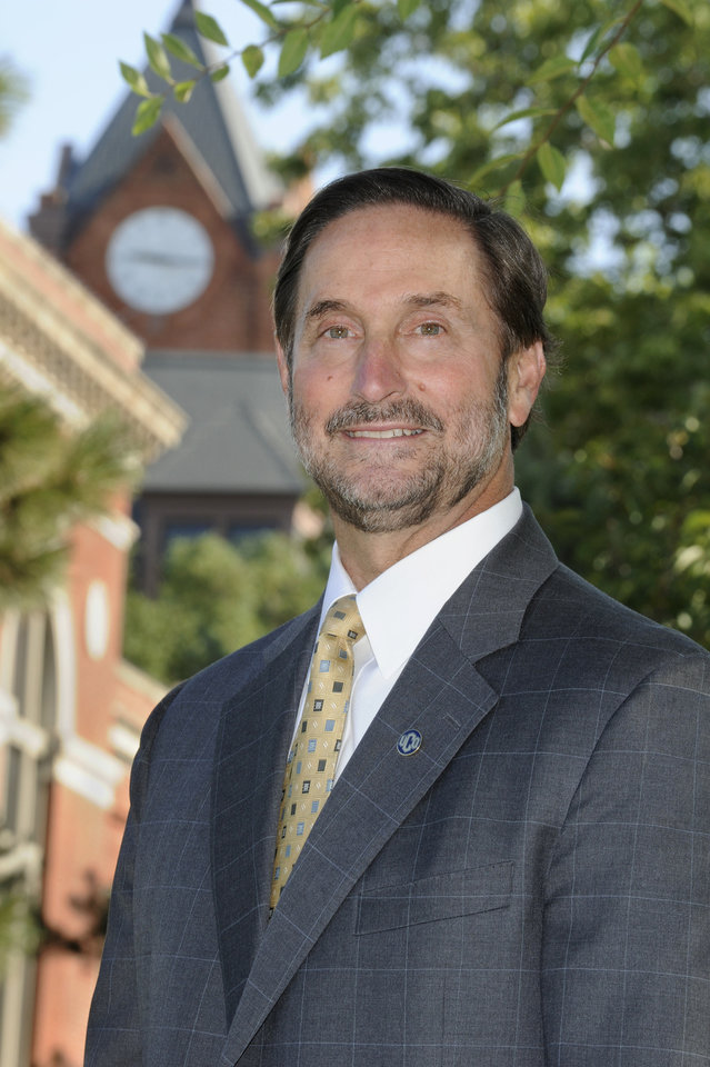 Don Betz has been president of the University of Central Oklahoma in Edmond since 2011. He previously was provost and vice president for Academic Affairs at the university from 1999 to 2005. PHOTO PROVIDED