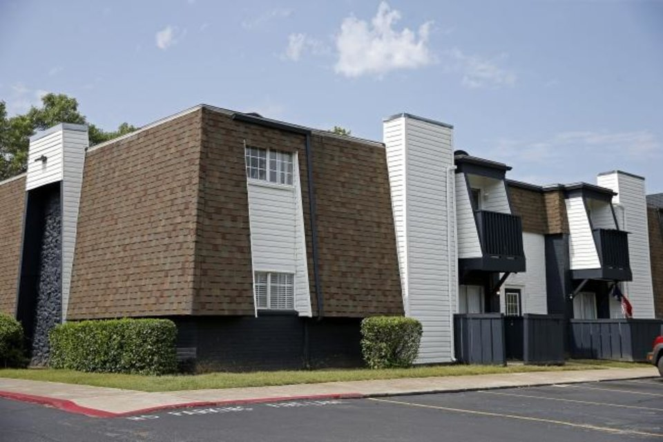 Photo -  The Restoration at Candlewood Apartments, previously City Heights North Apartments, 328 units built in 1971 at 8501 Candlewood Drive, sold for $16.5 million in February. [BRYAN TERRY/THE OKLAHOMAN]