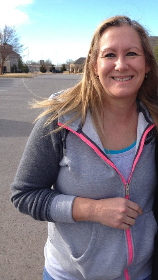 Cindy Klymer Shutt, 49, was reported missing from her northwest Oklahoma City home Wednesday afternoon, police said. <strong></strong>