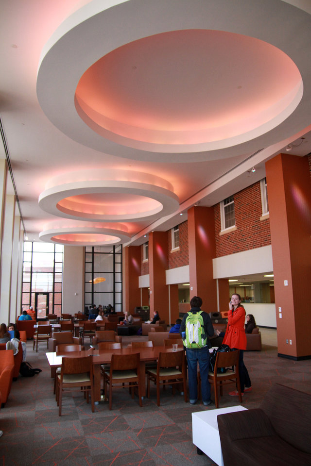 Photo -  Oklahoma State University Student Union
