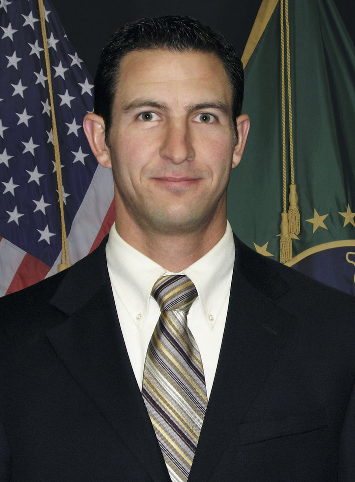 Photo -   This undated photo provided by U.S. Customs and Border Protection shows Border Patrol agent Nicolas Ivie. Ivie was shot to death Tuesday, Oct. 2, 2012 in Arizona near the U.S.-Mexico line, the first fatal shooting of an agent since a deadly 2010 firefight with Mexican bandits that spawned congressional probes of a botched government gun-smuggling investigation. (AP Photo/U.S. Customs and Border Protection)