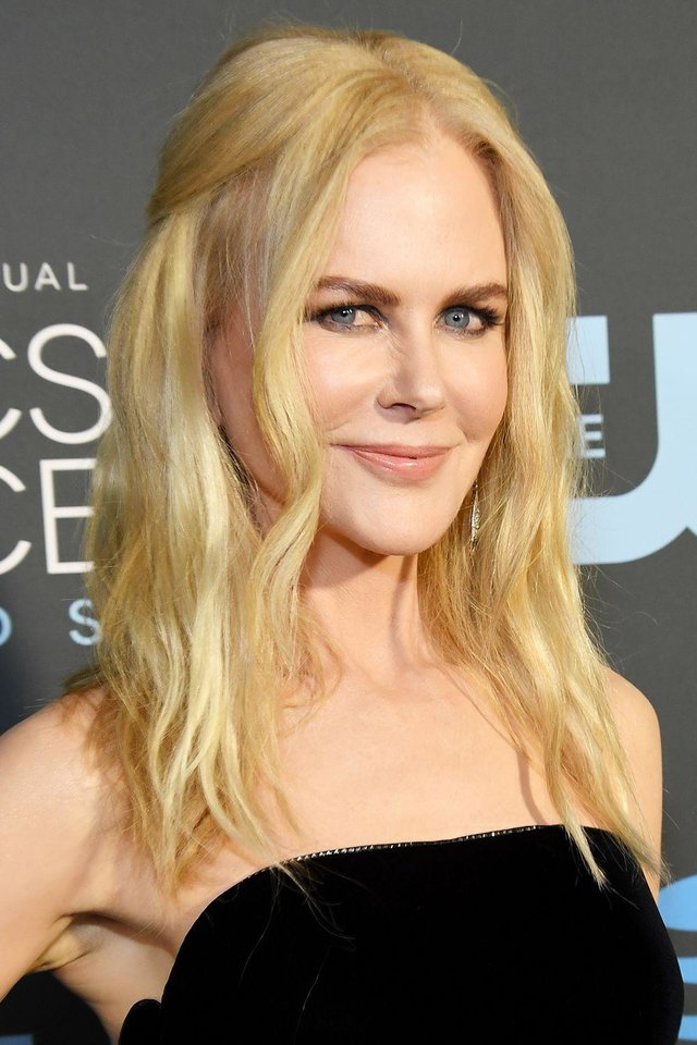 Photo -  Nicole Kidman at the Critics' Choice Awards.