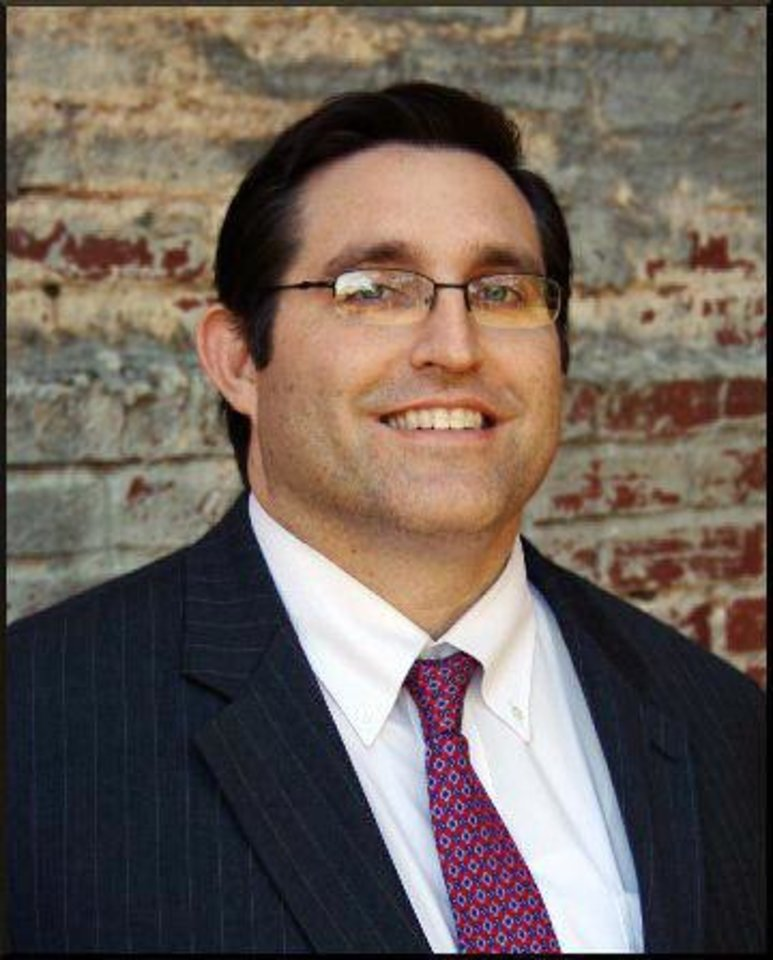 Photo - Nathan Schlinke, Republican candidates for Oklahoma County Court Clerk