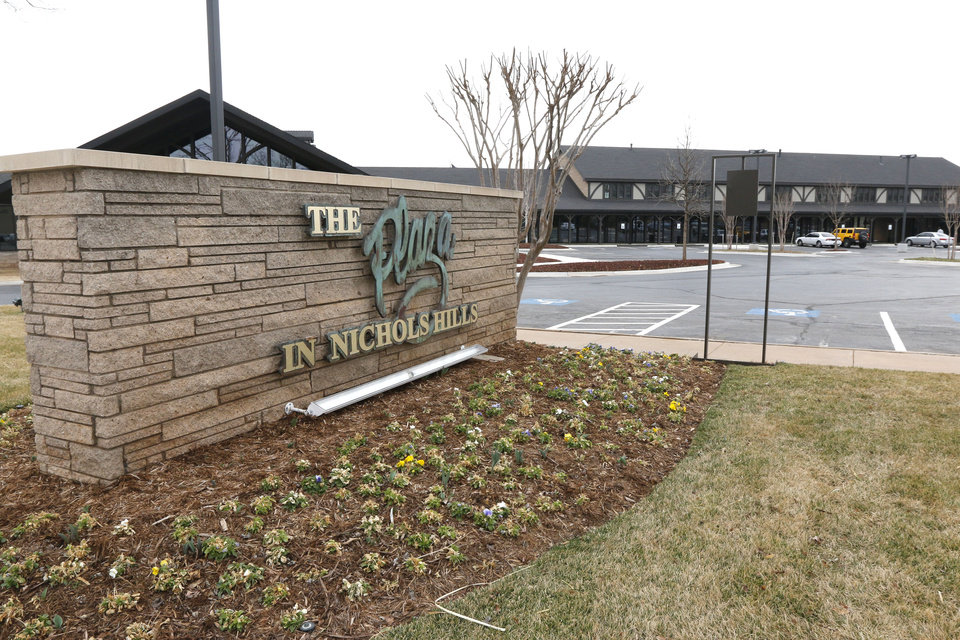 This is the Nichols Hills Plaza in Nichols Hills. Chesapeake purchased Nichols Hills Plaza in 2006 for $27.5 million   <strong>PAUL HELLSTERN -  Oklahoman </strong>