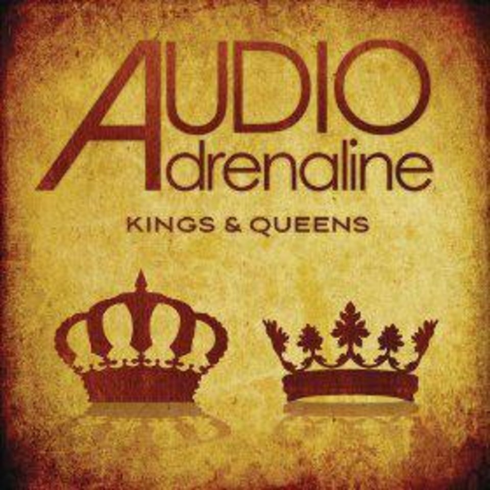 "Audio Adrenaline's ""Kings & Queens"" album. <strong></strong>"