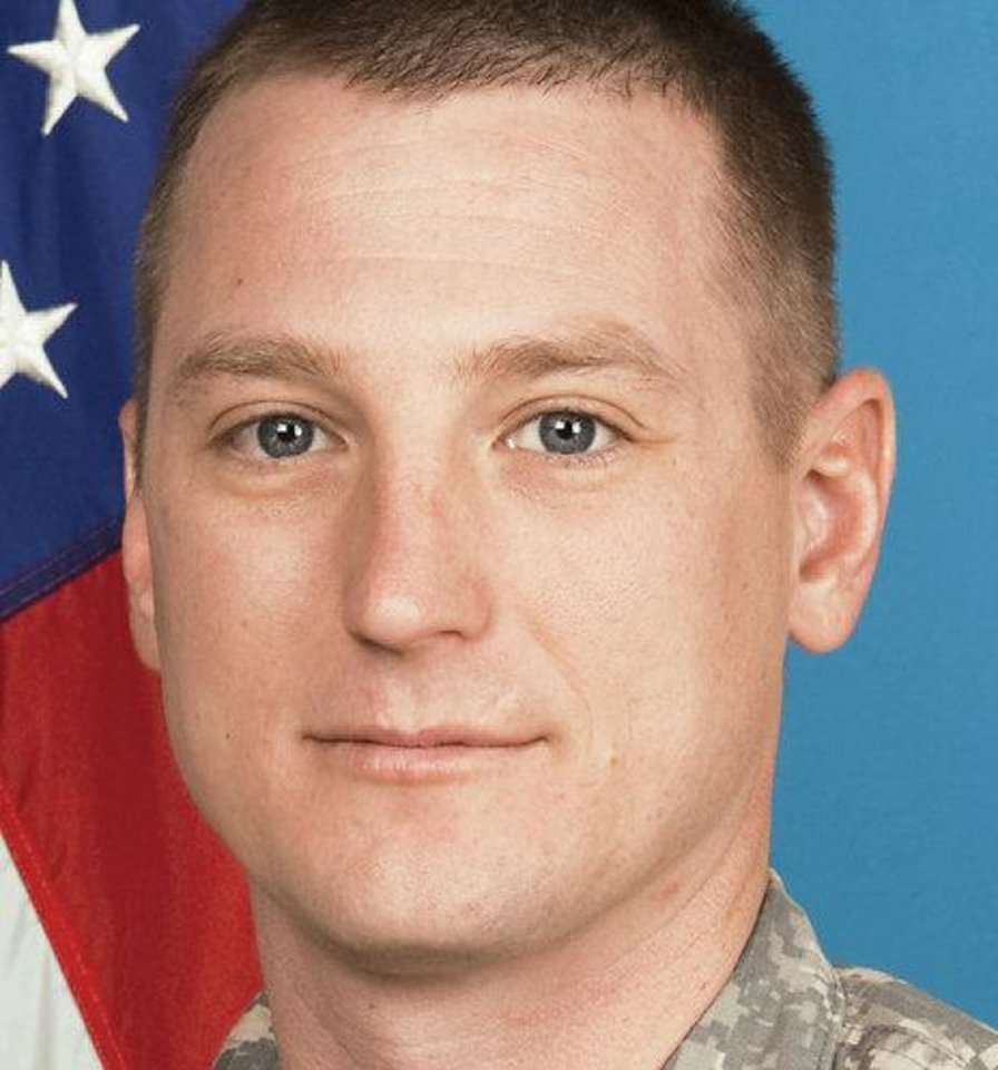Photo - 2nd Lt. Jered  W. Ewy, 33, of Edmond, was killed July 29 by an improvised explosive device while on patrol in Janak Kheyl in eastern Afghanistan   - Provided