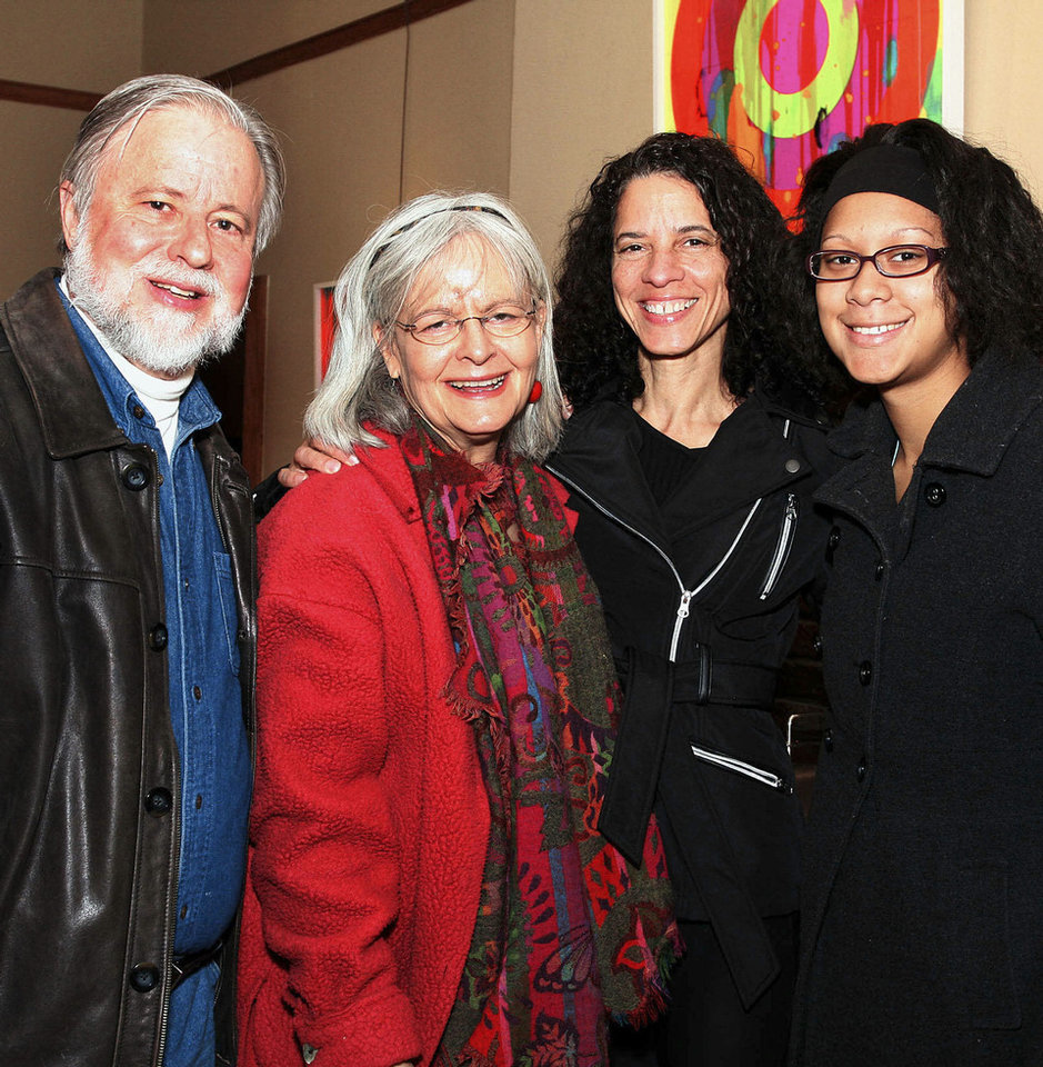 Photo - Stephen Melsh, Deborah Shinn, Pam Yarbrough, Olivia Upshaw.