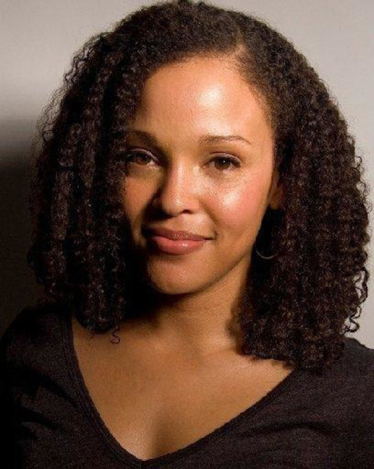 Photo - Author Jesmyn Ward.   - Provided
