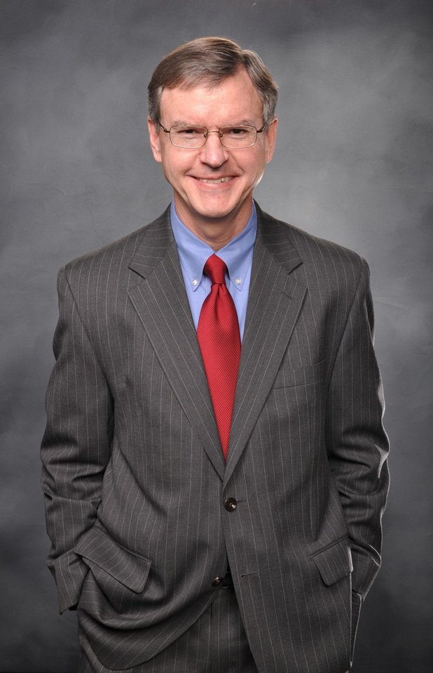 Photo - Tim Rhodes, Republican candidate for Oklahoma County Court Clerk  PROVIDED - Provided