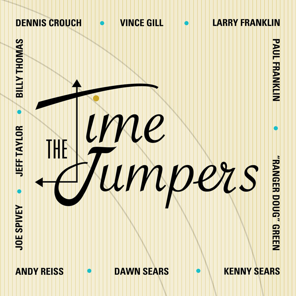 Photo - Time Jumpers album.