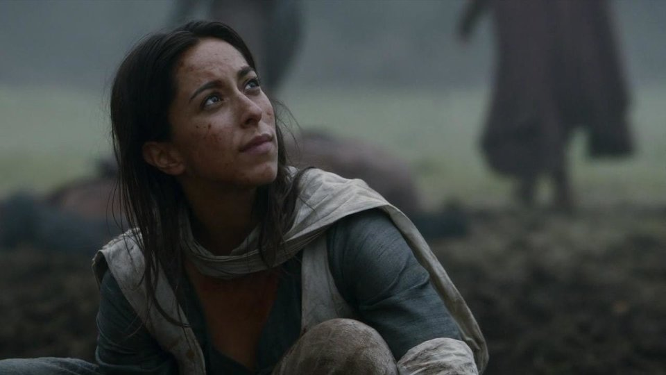 Photo -  Robb Stark's wife, Talisa Maegyr.