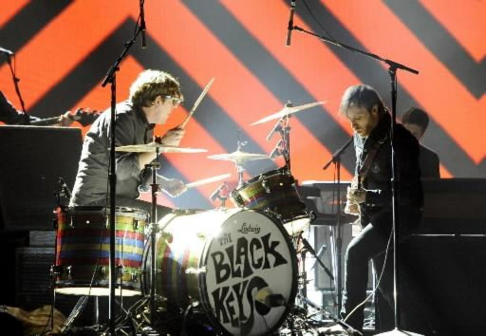 The Black Keys (AP file)