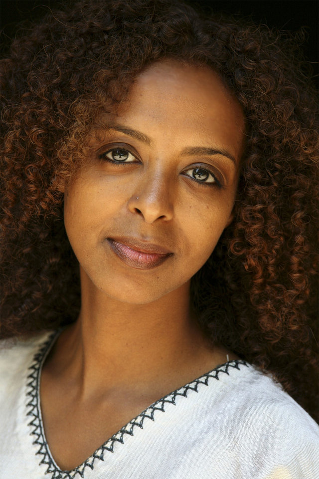 Ethiopian-born novelist Maaza Mengiste will headline a literature festival this week at the University of Oklahoma. Photo provided by Miriam Berkley