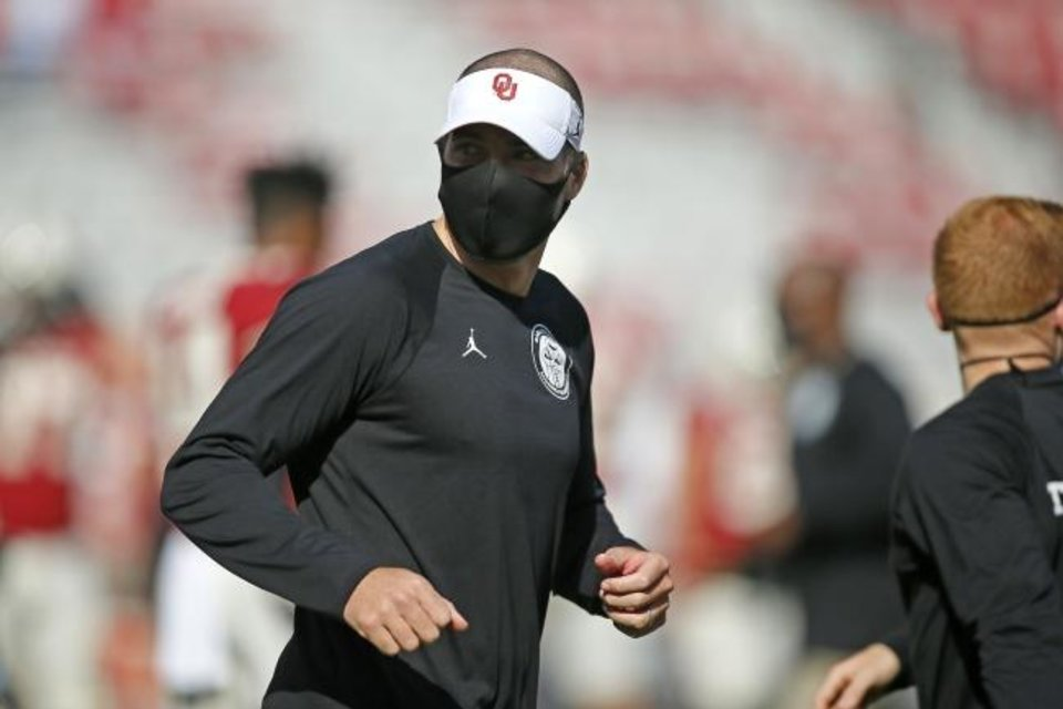 Photo -  The Sooners have forced just 12 turnovers in 16 games under defensive coordinator Alex Grinch. [Bryan Terry/The Oklahoman]