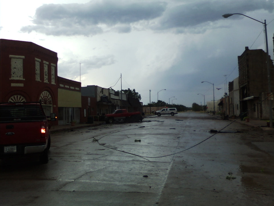 Fwd: Billings Storm