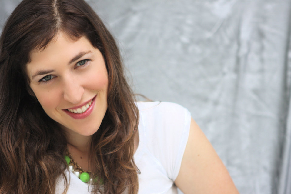 Mayim Bialik photo provided. <strong></strong>